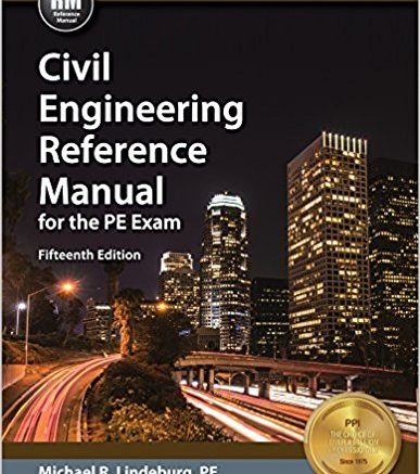 PE Civil Exam