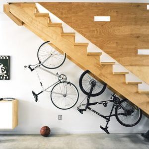 Theme based staircase