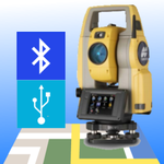 total station sale
