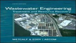 Wastewater engineering metcalf & eddy 5e