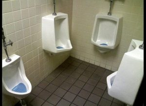 urinals mistake
