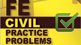 FE CIVIL PRACTICE PROBLEMS MICHAEL R LINDEBURG PE