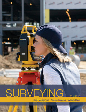 Surveying by Jack C. McCormac-6th edition