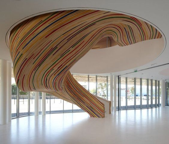 Top 10 Innovative and Modern Staircases