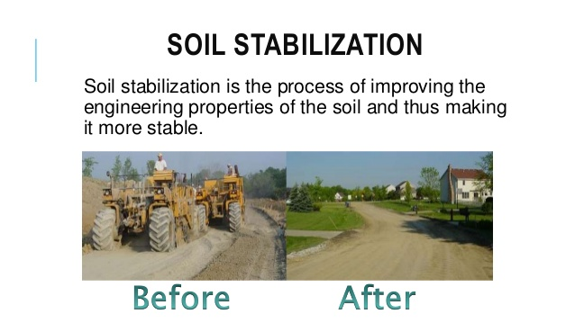 Soil Stabilization and Improvement Methods