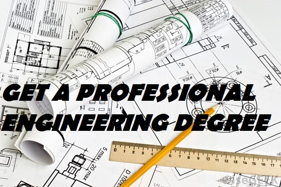 How to get a Civil Engineering PE Degree?