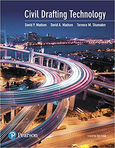 Civil Drafting Technology (8th Edition) By Madsen
