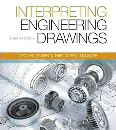 Drafting engineering drawings