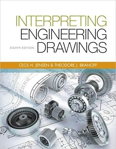 Interpreting Engineering Drawings by Branhoff-8e