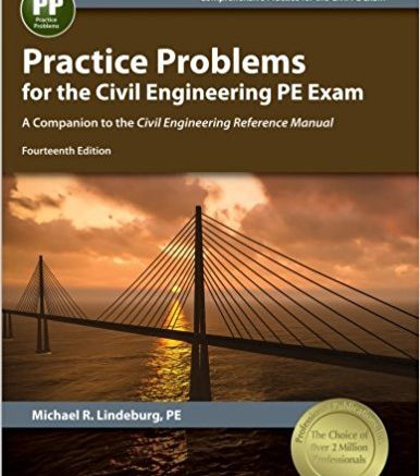 NCEES CIVIL PE PRACTICE PROBLEMS