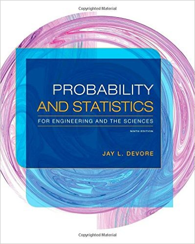 Probability and Statistics for Engineering and the Sciences-9e