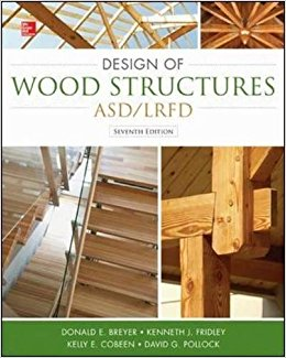 Design of Wood Structures-ASD/LRFD-7e by Breyer