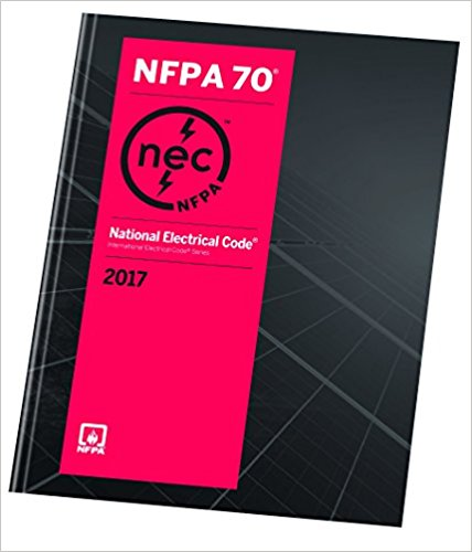 National Electrical Code 2017 by NFPA