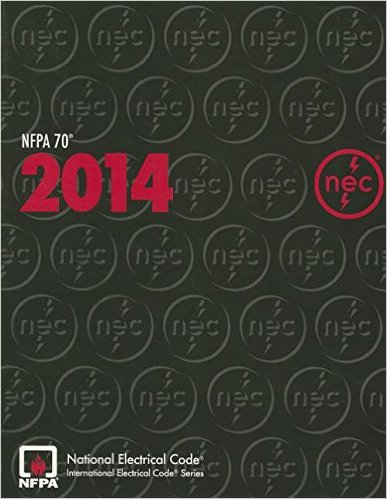NFPA 70®: National Electrical Code® (NEC®), 2014 Edition by NEC