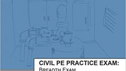 CIVIL PE PRACTICE EXAM-PE PREPARED LLC