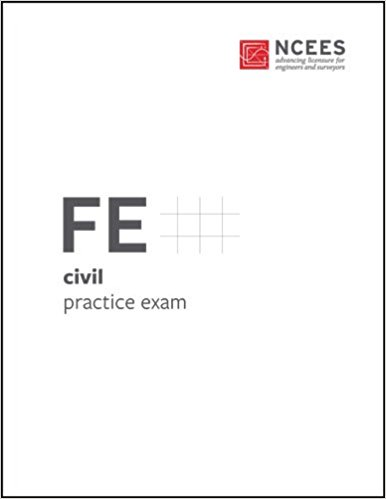 FE Civil Practice Exam by NCEES