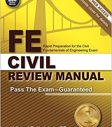 FE CIVIL REVIEW BY MICHAEL R. LINDEBURG