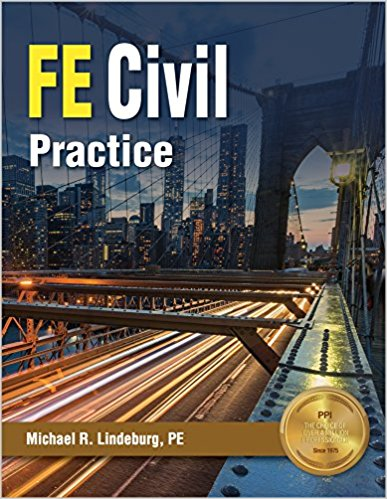 FE Civil Practice-New Ed.-Michael R. Lindeburg