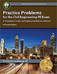 Practice Problems for the Civil Engineering PE Exam-Get Now