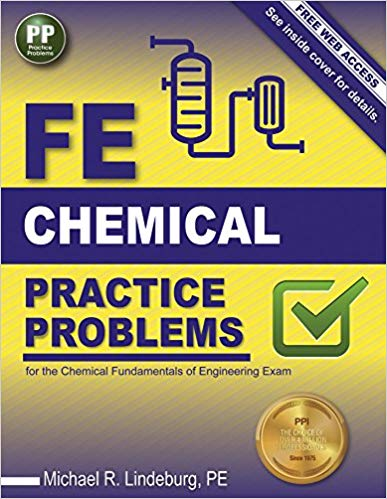 FE Chemical Practice Problems by Michael R. Lindeburg, PE-Get Now