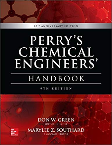 Perry's Chemical Engineers' Handbook-9th ed.