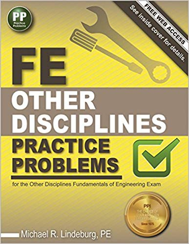 FE Other Disciplines Practice Problems-Get Now