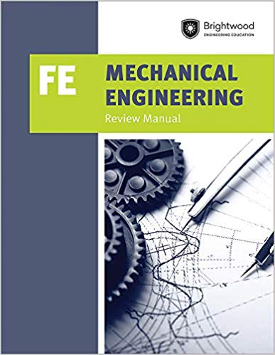Mechanical Engineering: FE Review Manual-Get Now