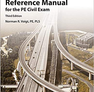 Transportation Depth Reference Manual for the PE Civil Exam, 3rd Edition